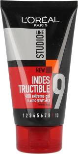 L Oreal Paris Studio Line New Indes Tructible 9 Hair Gel Styler