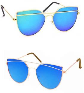 9528ab53dee Buy Christian Dior Cat-eye Sunglasses Grey For Men   Women Online ...