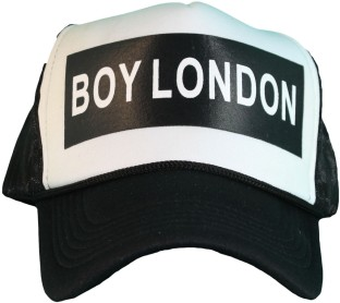 6dc8363de4e ... wholesale friendskart printed printed printed boy london and white  colour half net cap in baseball style