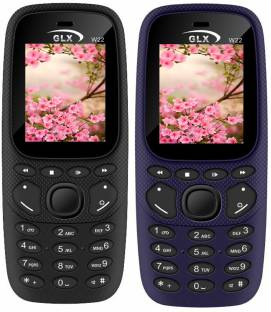 Glx W22 Combo of Two Mobiles