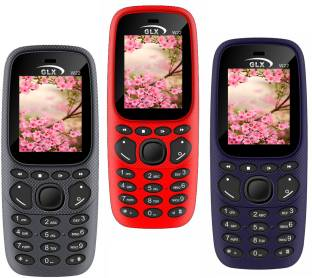 Glx W22 Pack of Three Mobiles