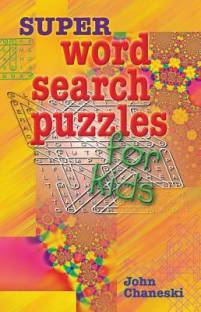 Scrabble Word Search Puzzles for Kids: Buy Scrabble Word