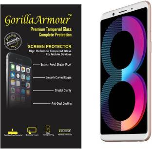 Gorilla Armour Tempered Glass Guard for Oppo A83