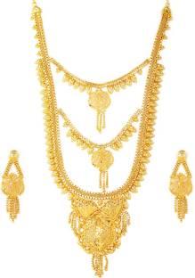 1 gram gold necklace sets buy 1 gram gold necklace sets online at variation brass jewel set aloadofball Gallery