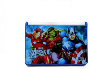 Giftshub Avenger Bookshelf Avengers Assemble Art Plastic Pencil Box