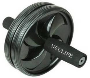 Neulife AB wheel for AB exercise (BLack) Ab Exerciser