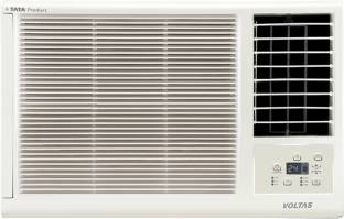 Voltas 1 Ton 3 Star Window AC  - White