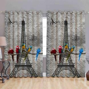 Schwof 210 Inch 7 Ft Cotton Shower Curtain Single Curtain Buy