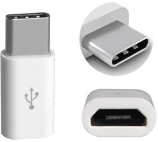 SCORIA Type-C to Micro USB To USB Type-C adapter For Samsung Galaxy