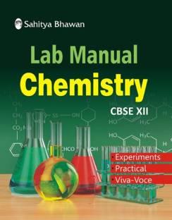 EVERGREEN CHEMISTRY LAB MANUAL CLASS-12 (CBSE): Buy