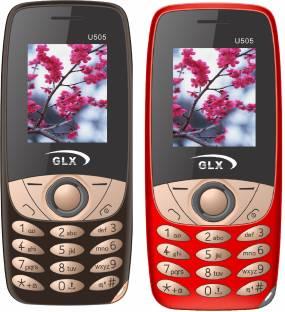 Glx U505 Combo of Two Mobiles
