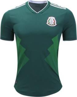 4533b34eb Mangoman Printed Men s V-neck Dark Green T-Shirt - Buy Green ...