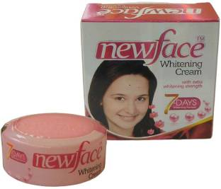 New Face Whitening Cream With Extra Strenghth 7 Days Formula