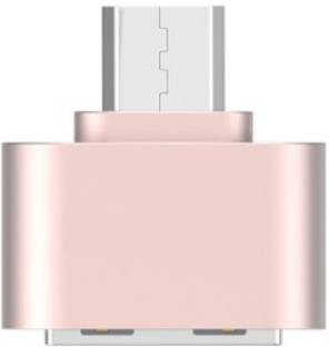 RETRACK Mini Size Metal Android V8 Micro Usb Male To USB3.0 Female for Mobile OTG 0.3 m Micro USB Cable
