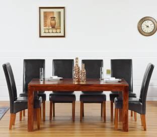 Parin Glass 4 Seater Dining Set