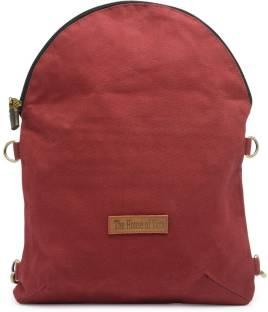 14ea63406f3d The House of Tara Coated Canvas Crossbody Bag 4 L Backpack