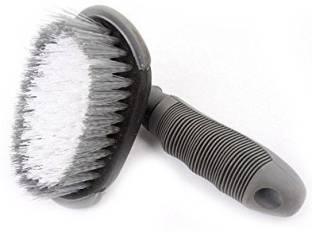 MOCKHE Strong Bristle Tyre Cleaning Brush 0 ml Wheel Tire Cleaner