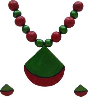 Terracotta Jewellery - Buy Terracotta Jewellery Online at Best ...