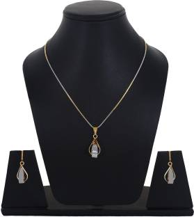 Navya Platinum Jewel Set