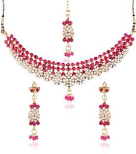 I Jewels Alloy Jewel Set