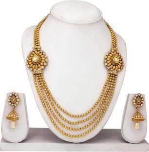 Atasi International Alloy Jewel Set