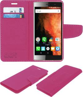 ACM Flip Cover for Micromax Canvas 6