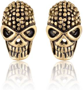 efd93b59b Flipkart.com - Buy Chandukaka Saraf Style Divine Silver Drop Earring ...