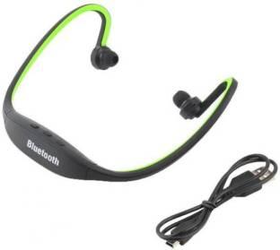 fabulaas BS19C Bluetooth Headphone Bluetooth Headset with