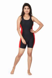 8abc8b333d31c Speedo AF MYRTLE RACERBACK LEGSUIT Solid Women s Swimsuit - Buy ...