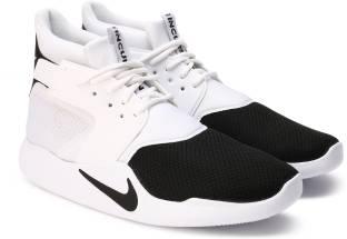 51b1c63581b5 Nike Air Quick Handle Basketball Shoes For Men - Buy White