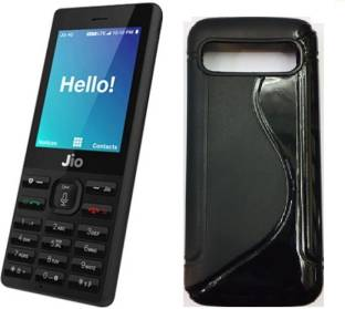 on sale c710e 91a79 Ibnelite Back Cover for LYF Jio Keypad Phone C45 - Ibnelite ...