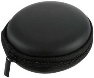 OXZA Plastic Zipper Headphone Pouch