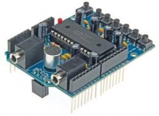 Generic Icstation 8X8 Color Led Sound Audio Spectrum