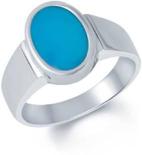 aade4386d0ea9 Jaipur Gemstone Natural Turquoise { Firoza Irani ] Ring Stone ...