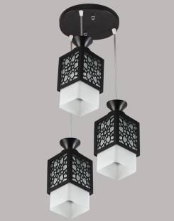 GLOFLO Wood Glass Pendant HL3 Pendants Ceiling Lamp