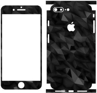 info for 559be 6f574 crystal coat Printed Skins 7 Plus Protective Back & Side Full Body ...