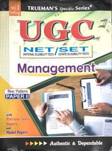 Trueman's UGC NET Management 2019 Edition