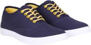 d2543ab84c5 Blinder New-LV-BUCKLE Canvas Shoes For Men - Buy Navy Color Blinder ...
