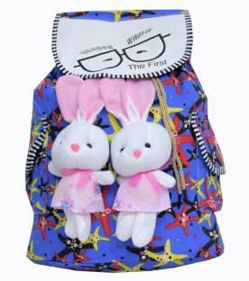 48d28d4c5839 SHIVSHAKTI BLUE TADY COLLAGE BAG Backpack