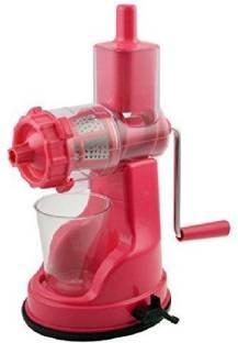 YAKEEN JUICER 0 W SUPER QUALITY 0 W 3 W Juicer (4 Jars, Pink)