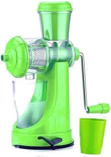 YAKEEN JUICER 0 W PREMIUM QUALITY 0 W 2 W Juicer (3 Jars, Green)