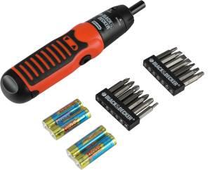 Black & Decker A7073 Ratchet Screwdriver Set