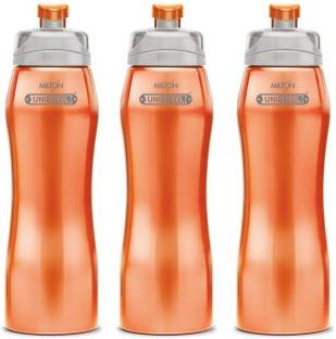 ccfcac44727 Milton Easy Grip Stainless Steel Fridge Water Bottle 500 ml