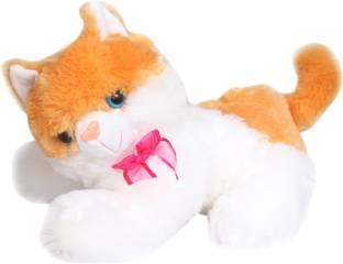 Toynjoy Cute Soft Black White Cat Stuffed Toy 30 Cm Cute Soft