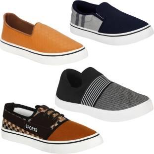 Earton COMBO(E)-764-611-619-744 Sneakers For Women