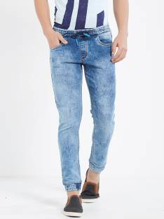 Deezeno Regular Men Light Blue Jeans