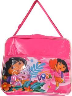 Saamarth Impex Shoulder Bags Cartoon Dora Shoulder Bag Large Handbags for  Girls Women-Pink Waterproof 27d129dadd052