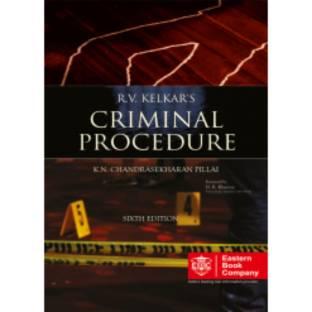 Criminal Procedure - R.V. Kelkar's Criminal Procedure