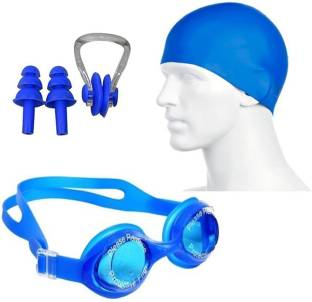 a00490a94a1d Nabaiji by Decathlon Active Swimming Mask Size S - White Blue ...