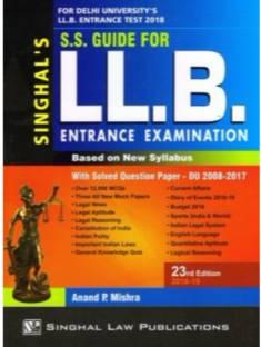 Llb entrance examination 2018: buy llb entrance examination 2018.